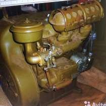 Двигатель УД2-М1, в Вихоревке