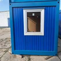 Бытовка металлическая, блок-контейнер, в Москве
