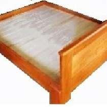 Кровать из массива сосны, в Перми