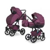 Продам коляску riko brano natural 2 В 1 цвет 03 purple, в Липецке