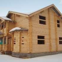 Строим дома, бани, гаражи, беседки из бруса в Благовещенске, в Благовещенске
