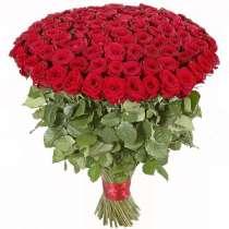 101 роза за 4500₽, в Нижнем Новгороде