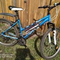 Продам женский велосипед Форвард, рама алюминиевая, в Уфе