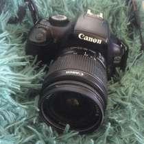 Фотоаппарат Canon EOS 1100D, в Новосибирске