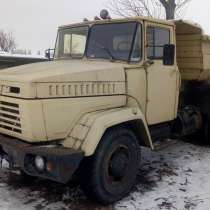 Краз-6510 самосвал, в г.Кременчуг