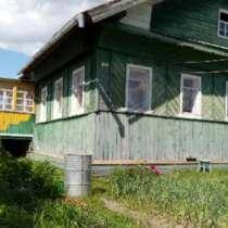 Дом жилой, бревенчатый,54 м2, в Вологде