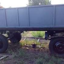 Прицеп ГКБ-817 бортовой, в г.Кременчуг