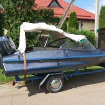 Продаю катер с мотором и лафетом, в г.Витебск