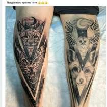 Татуировщик в Горловке, в г.Горловка