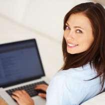 Менеджер онлайн, в г.Новолукомль
