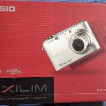 Цифровой фотоаппарат Casio Exlim EX-Z1000, в Балашихе