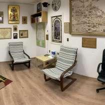 Сдам кабинет с почасовой оплатой в Москве для психологов, в Москве