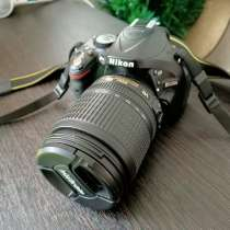 Цифровой фотоаппарат Nikon D5200, в Краснодаре