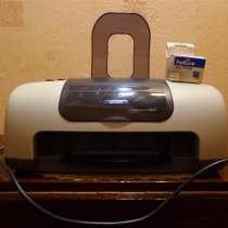 Принтер Epson stylus C43SX струйный цветной, в Кушве