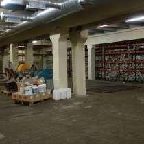 Аренда отапливаемого склада в Невском районе. 485 кв м, в Санкт-Петербурге