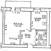 1-к квартира, 35 м², 3/5 эт. в г. Лиозно, в г.Витебск