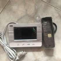 Комплект видеодомофона CTV, в Балашихе