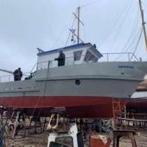 Промысловое рыболовное судно БПМ-74 от производителя, в Приморско-Ахтарске