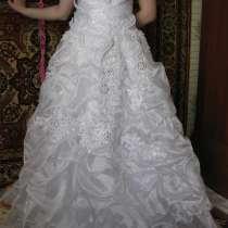 Продам свадебное платье, в Рыбинске