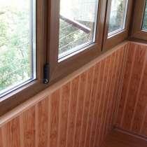 Ремонт, обшивка балкона, в г.Кривой Рог