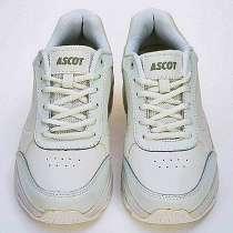 Ascot новые женские кроссовки белого цвета из натуральной ко, в Москве
