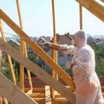 Огнезащита деревянных конструкций, в г.Миоры