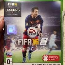 Игра на Xbox ONE FIFA 16, в Благовещенске