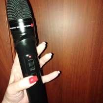 Микрофон, в Красноярске