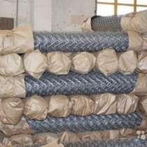 Сетка-рабица оцинкованная, прочная, в Палехе
