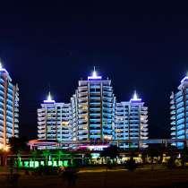 Квартира 2+1 в Турции, в Москве