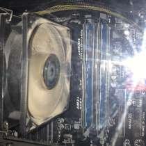 FX6300+кулер+DDR3 16gb+материнка, в Липецке