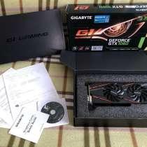 Видеокарта GTX 1060 6 GB, в Уфе