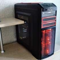 Продам Мощный игровой компьютер DigitalRazor PC + TV, в Миассе