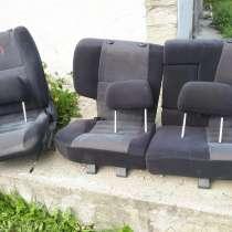 Продам сидения, в Корсакове