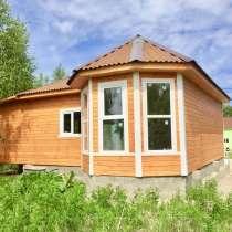 Дом 80 м2 д. Соловеново, в Переславле-Залесском