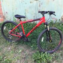 Горный велосипед на 24 передачи с гидравлическими тормозами, в г.Винница