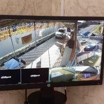 Установка и обслуживание видеонаблюдения, в Краснодаре