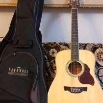 Продам 12струнную гитару, новую, Корея, в Крымске