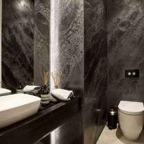 Декоративные работы в ванной комнате, в Смоленске