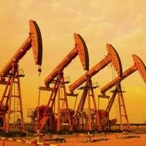 Нефть сырая, товарная, в Ангарске