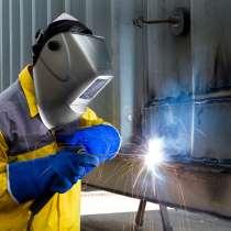 Сварка резка металла всех металлоконструкций, в Липецке