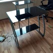 Стол компьютерный стекло, в Красногорске