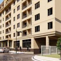 Продается 1-комнатная квартира в строящемся доме, в г.Бишкек
