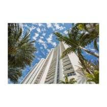 Апартамент на 35-м этаже в кондоминиуме TRUMP TOWER, в г.Майами