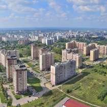 1-к квартира, 38 кв. м. в новом микро-районе Яблоневый пасад, в Ярославле
