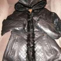 Куртка с норкой р 42, в г.Могилёв