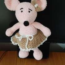 Мягкая игрушка Мыша, в Москве