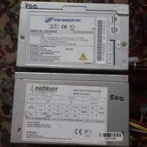 Блоки питания компьютерные АТХ 400 и 450 Вт, в Азове