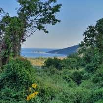 Земельный участок с прекрасный вид на море, Панагия, в г.Thasos