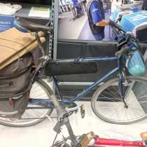 Prodaje touring bicikl Cube (Btwin) hitno. Shimano full, в г.Сплит